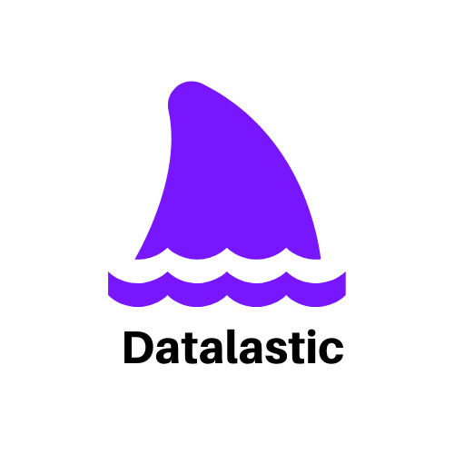Datalastic Logo. Vessel API and Marine Tracking database