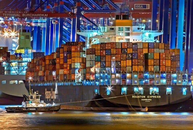 Maritime Ports Traffic API