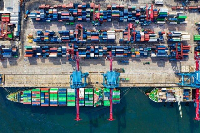 Vessel API and marine traffic database